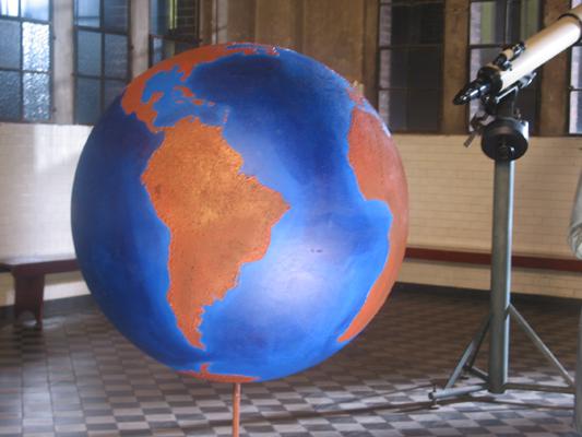 Globus, Wissen vor 8