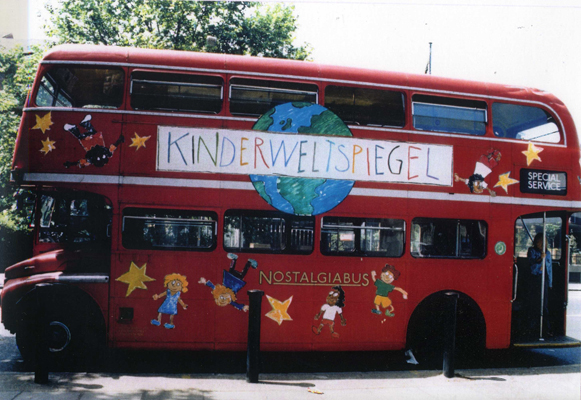 Kinderweltspiegel Spezial in London