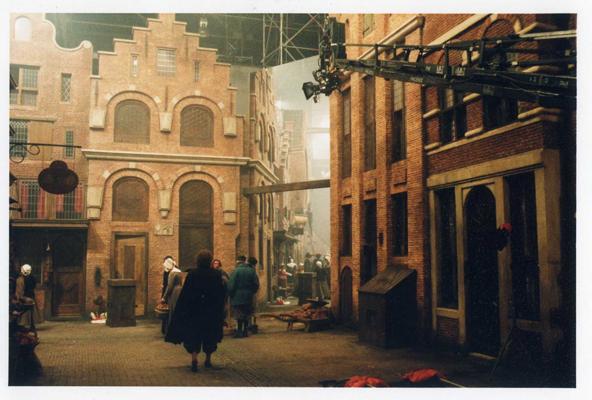 Rembrandt van Rijn / Planung Setbauten