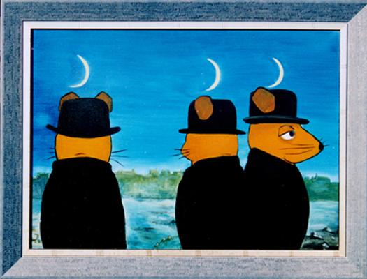 Magritte-Mäuse