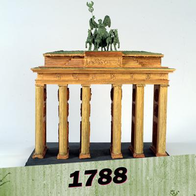 Brandenburger Tor, 1 Live Schulduell