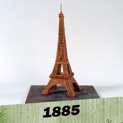Eiffelturm, 1 Live Schulduell